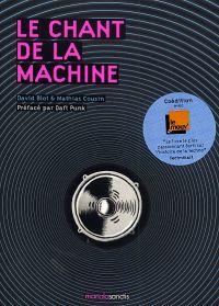 Le Chant de la machine, bd chez Manolosanctis de Blot, Cousin