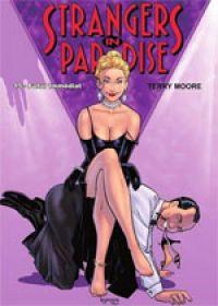 Strangers in paradise – cycle , T15 : Futur immédiat (0), comics chez Kyméra de Moore
