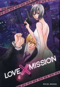 Love x mission T4, manga chez Soleil de Haseba
