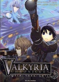 Valkyria chronicles - Wish your smile  T2, manga chez Soleil de Tokito, Sega