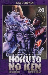 Hokuto no Ken – Edition Simple, T20, manga chez Kazé manga de Hara, Buronson