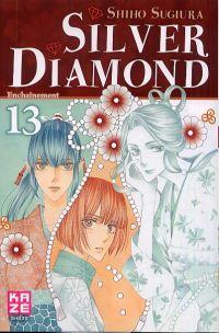 Silver diamond T13, manga chez Kazé manga de Sugiura