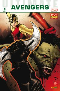 Ultimate Avengers T8 : Blade vs the Avengers (0), comics chez Panini Comics de Millar, Dillon, Hollingsworth, Coipel