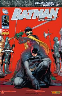 Batman Universe T7 : Batman vs Robin (1/2) (0), comics chez Panini Comics de Morrison, Daniel, Stewart, Clarke, March, Sinclair, Aviña, Morey, Quitely