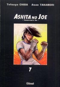 Ashita no Joe T7, manga chez Glénat de Takamori, Chiba