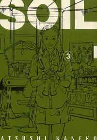Soil T3, manga chez Ankama de Kaneko