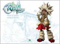 Wakfu - Making Of Saison 1 T5 : L'enfer du boufbowl, bd chez Ankama de Tot, Collectif