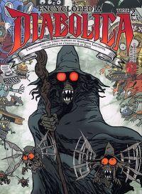 Encyclopedia Diabolica T2, manga chez Ankama de Kourita