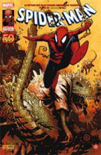 Spider-Man (revue) – V 2, T137 : Métamorphose (0), comics chez Panini Comics de Aaron, Wells, Kubert, Bachalo, Rios, Ponsor, Fabela