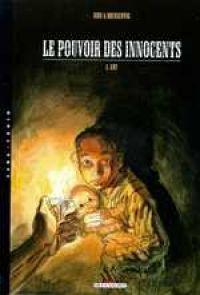 Le Pouvoir des innocents T2 : Amy (0), bd chez Delcourt de Brunschwig, Hirn, Guth