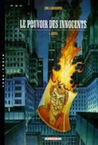 Le Pouvoir des innocents T4 : Jessica (0), bd chez Delcourt de Brunschwig, Hirn, Guth