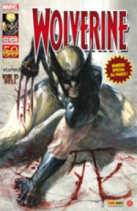 Wolverine (revue) – Revue V 1, T209 : La fin du commencement (0), comics chez Panini Comics de Aaron, Way, Conrad, Gianfelice, Fuso, McCaig, Troy, Dell'otto