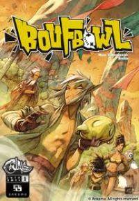 Boufbowl T1, comics chez Ankama de L'Hermenier, Grelin, Henrichon