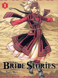 Bride stories T1, manga chez Ki-oon de Mori