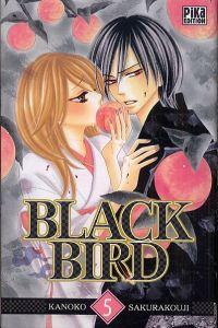 Black bird T5, manga chez Pika de Sakurakouji