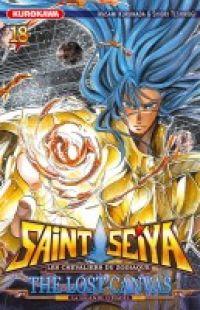 Saint Seiya - The lost canvas  T18, manga chez Kurokawa de Teshirogi, Kurumada
