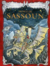 Le Prince de Sassoun, bd chez 12 bis de Bertorello, Guillemois