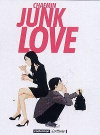 Junk love, bd chez Casterman de Min