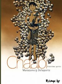 Chaabi T3, bd chez Futuropolis de Marazano, Delaporte