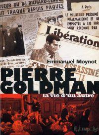 Pierre Goldman, la vie d'un autre, bd chez Futuropolis de Moynot