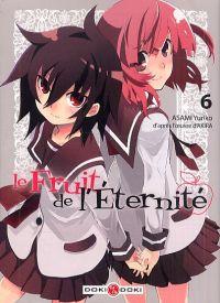 Le fruit de l'éternité T6, manga chez Bamboo de Asami, Akira