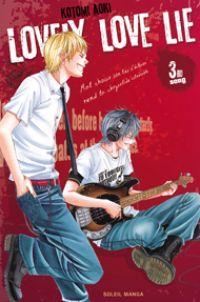 Lovely love lie T3, manga chez Soleil de Aoki