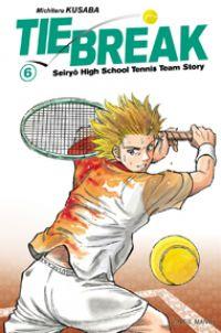 Tie break T6, manga chez Soleil de Kusaba