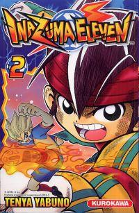 Inazuma eleven T2, manga chez Kurokawa de Yabuno