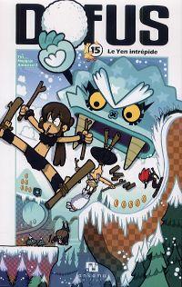 Dofus T15 : Le Yen intrépide, manga chez Ankama de Tot, Mojojojo, Ancestral z