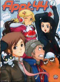 Appt.44 T2, manga chez Ankama de Dara