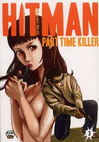 Hitman - Part time killer T3, manga chez Ankama de Mutô