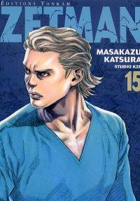 Zetman T15, manga chez Tonkam de Katsura