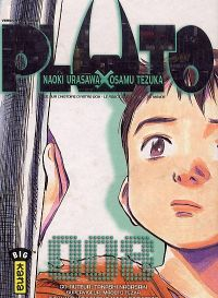 Pluto T8, manga chez Kana de Tezuka, Urasawa