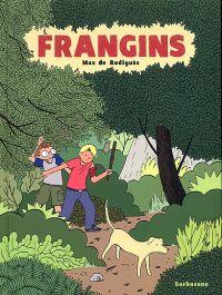 Frangins, bd chez Sarbacane de de Radiguès