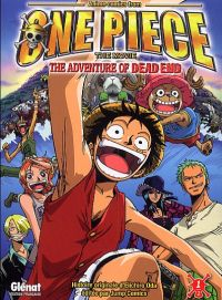 One Piece - The movie : the adventure of dead end T1, manga chez Glénat de Toei Animation, Oda