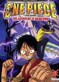 One Piece - The movie : the adventure of dead end T2, manga chez Glénat de Toei Animation, Oda