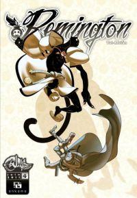 Remington T4 : Ush (4/4) (0), comics chez Ankama de Tot, Adrian