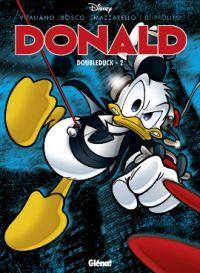 Donald T2 : Doubleduck 2 (0), bd chez Glénat de Collectif