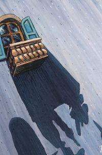 Les Deux du balcon, bd chez Glénat de Masse
