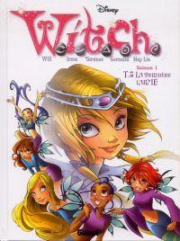Witch T5 : La dernière larme (0), bd chez Glénat de Collectif
