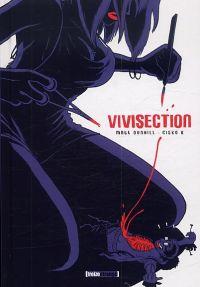 Vivisection, bd chez Treize étrange de Cisko, Dunhill