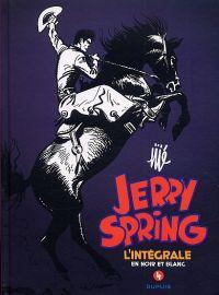 Jerry Spring T4 : 1963-1965 (0), bd chez Dupuis de Jijé