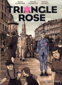 Triangle rose, bd chez Soleil de Dufranne, Vicanovic-Maza, Lerolle