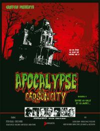 Apocalypse sur Carson city T3 : Entre la ville et la mort (0), bd chez Akileos de Griffon