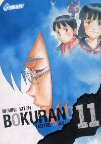 Bokurano T11, manga chez Asuka de Mohiro