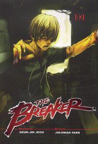 The Breaker T3, manga chez Booken Manga de Jeon, Keuk-Jin