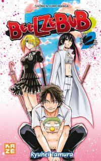 Beelzebub T2, manga chez Kazé manga de Tamura