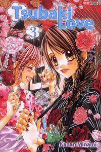 Tsubaki love T3, manga chez Panini Comics de Kanan