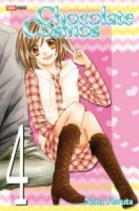 Chocolate cosmos T4, manga chez Panini Comics de Haruta