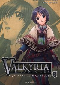 Valkyria chronicles - Gallian chronicles T3, manga chez Soleil de Kito